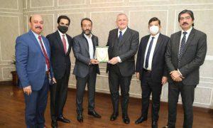 Pakistan Italy trade