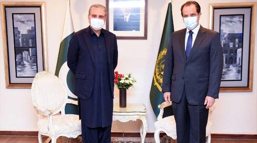 Pakistan Kuwait cooperation