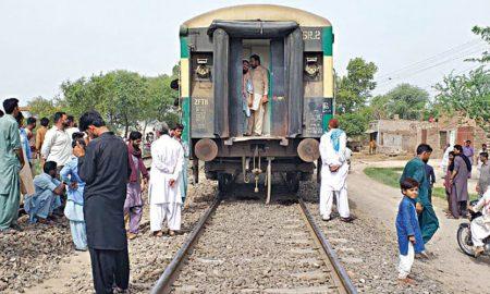 Pakistan Railways coaches