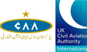 Pakistan UK CAA