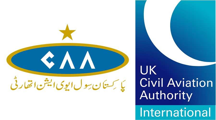 Pakistan UK CAA