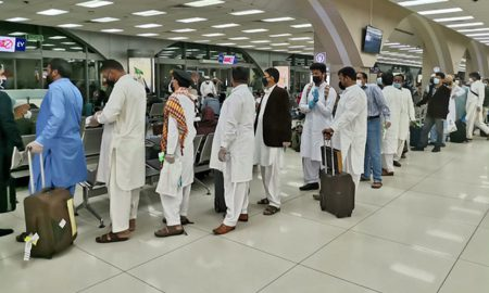 Pakistani Expats Returned