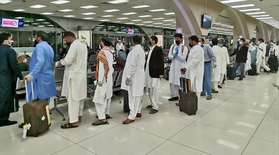 Pakistani Expats Returned