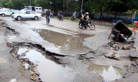 Pothole Fixer app