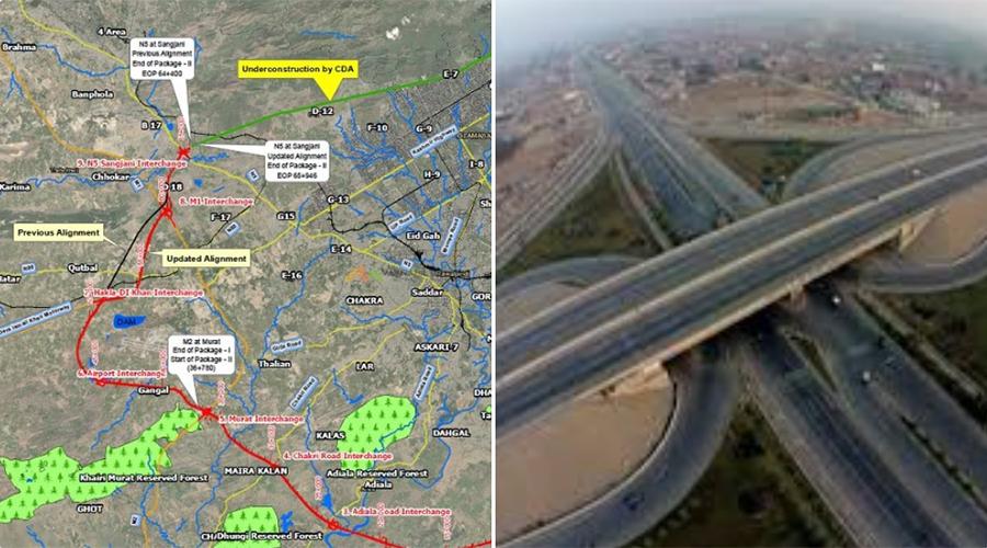 Rawalpindi Ring Road LRRA