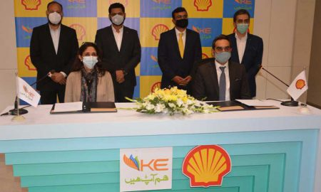 Shell and K-Electric
