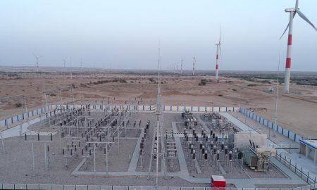 Sindh five wind power