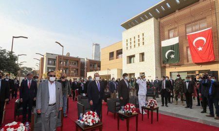 Turkish consulate building