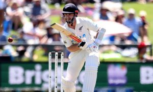 Williamson second test