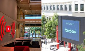 YouTube Facebook Pakistan offices