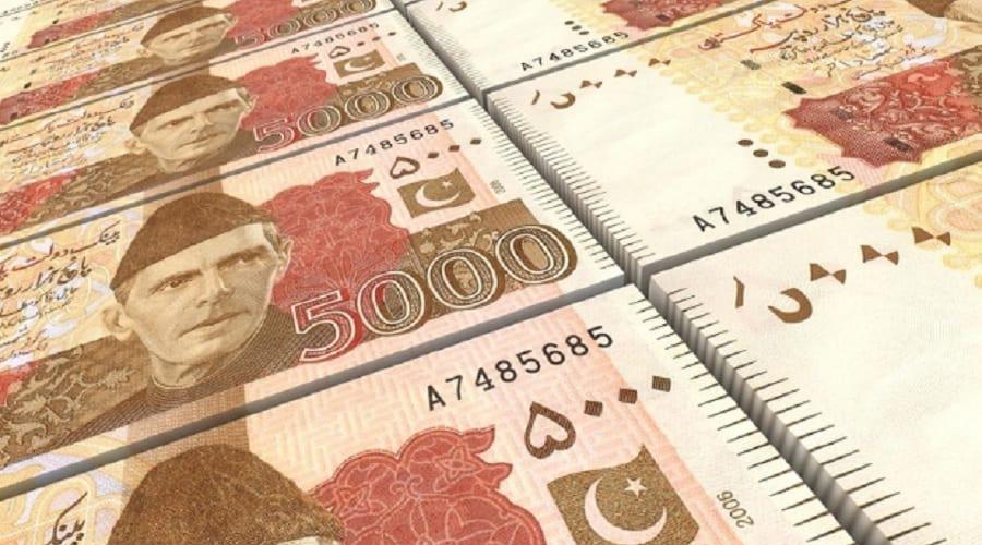 debt of Pakistan