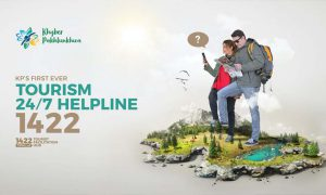 helpline for tourists