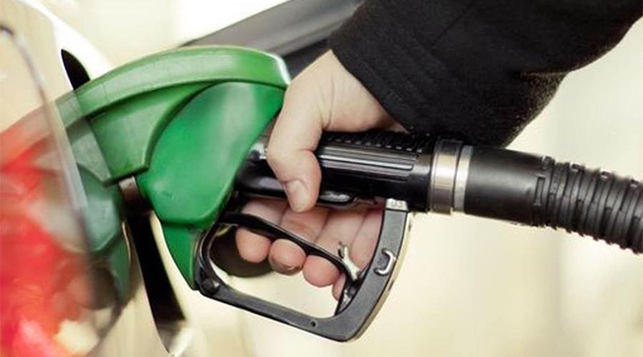 petrol price january