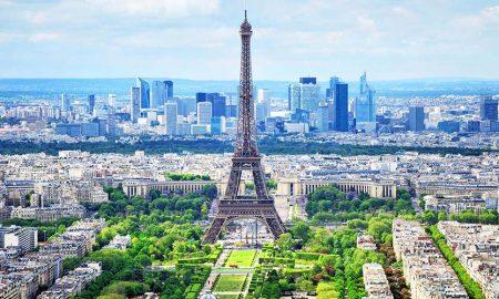 replica of Paris