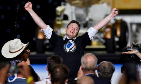 richest Elon Musk