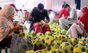 soccer balls Sialkot