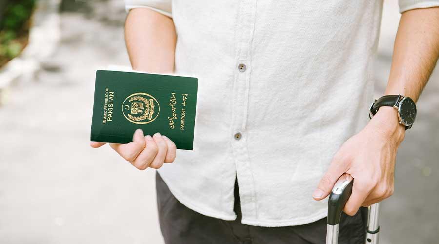 weakest Pakistani passport