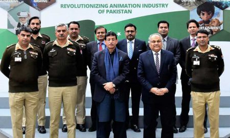 ISPR animation industry