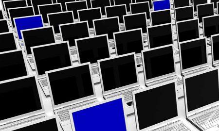Laptop sales pandemic