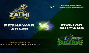 Peshawar Zalmi won by 6 wickets