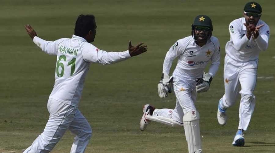 Pakistan first Test