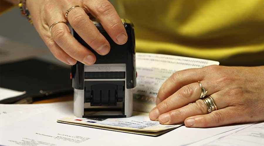 Pakistan manual visas