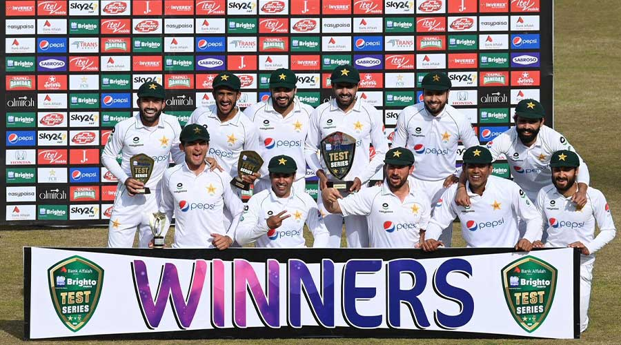 Pakistan Series win