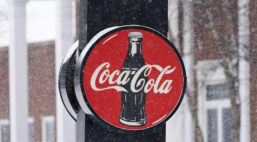 Paper Coca-Cola