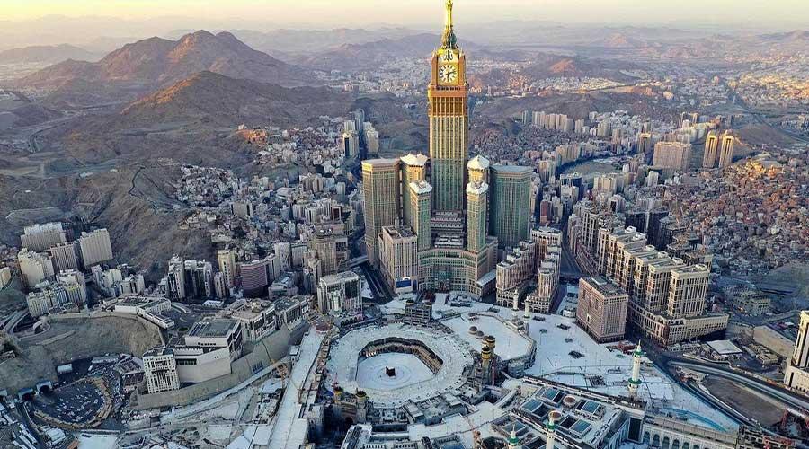 Saudi Arabia entry