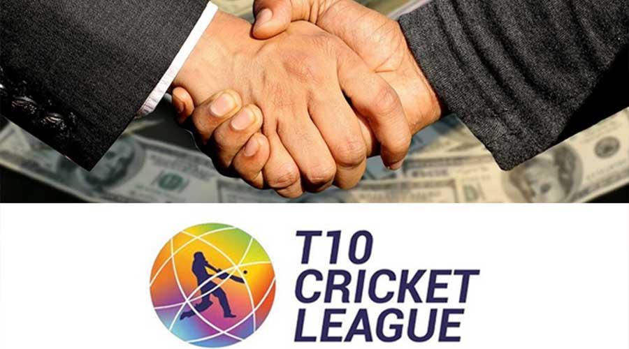 T10 league match fixing