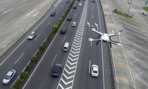 drone motorways