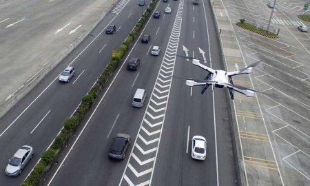drone motorways