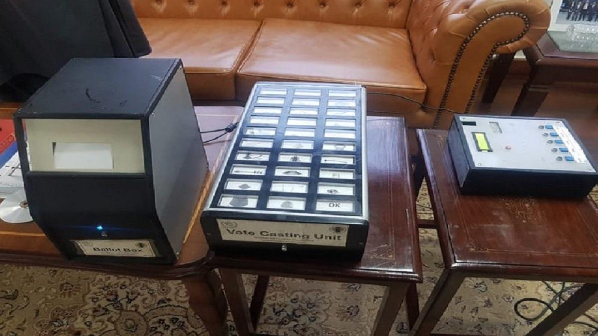 NIE successfully develops Pakistan's first E-voting machine
