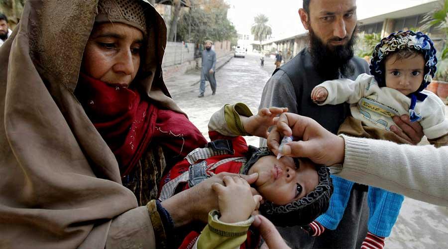 isdb pakistan polio