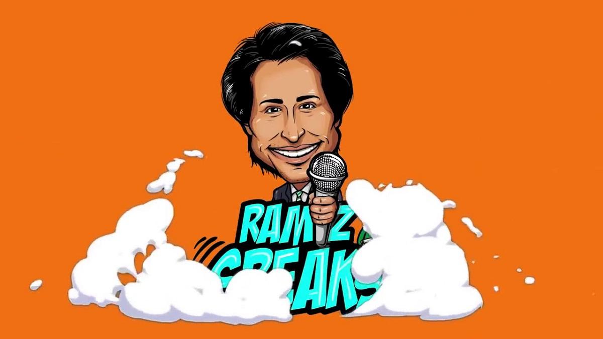 Ramiz Raja's YouTube Channel