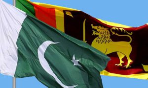 Pakistan, Sri Lanka