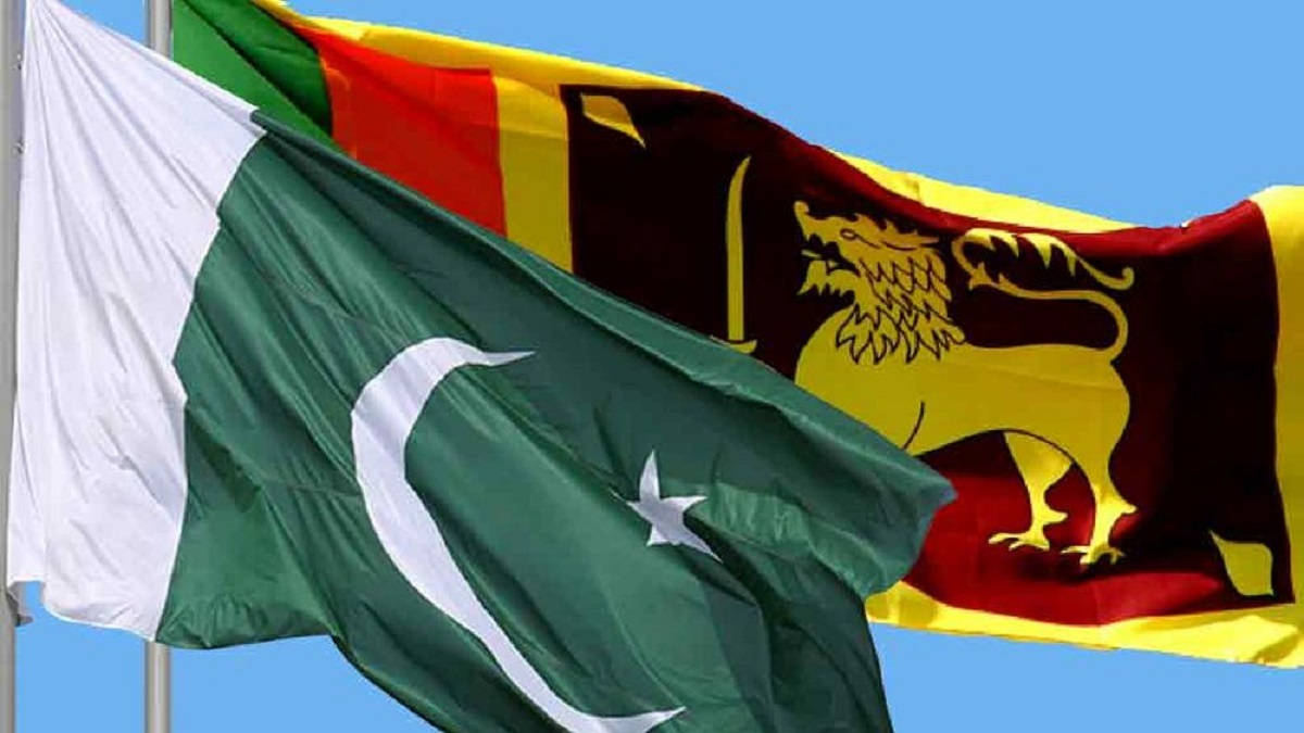 Pakistan, Sri Lanka