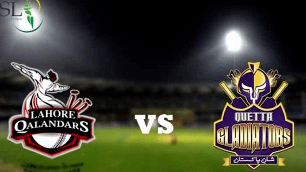 Qalandars vs Gladiators