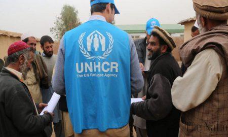UNHCR-Afghan Refugees