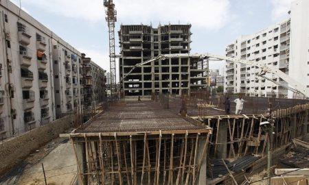 PC-1 of housing apartments at Alipur Farash