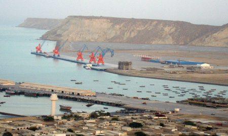 oil city in Gwadar