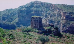 Nandana Fort in Jehlum