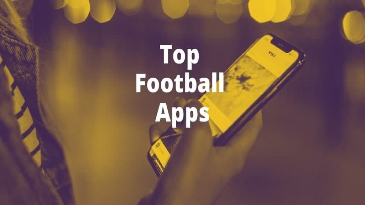 5 most comprehensive apps for everything football
