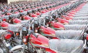 Motorcycle prices