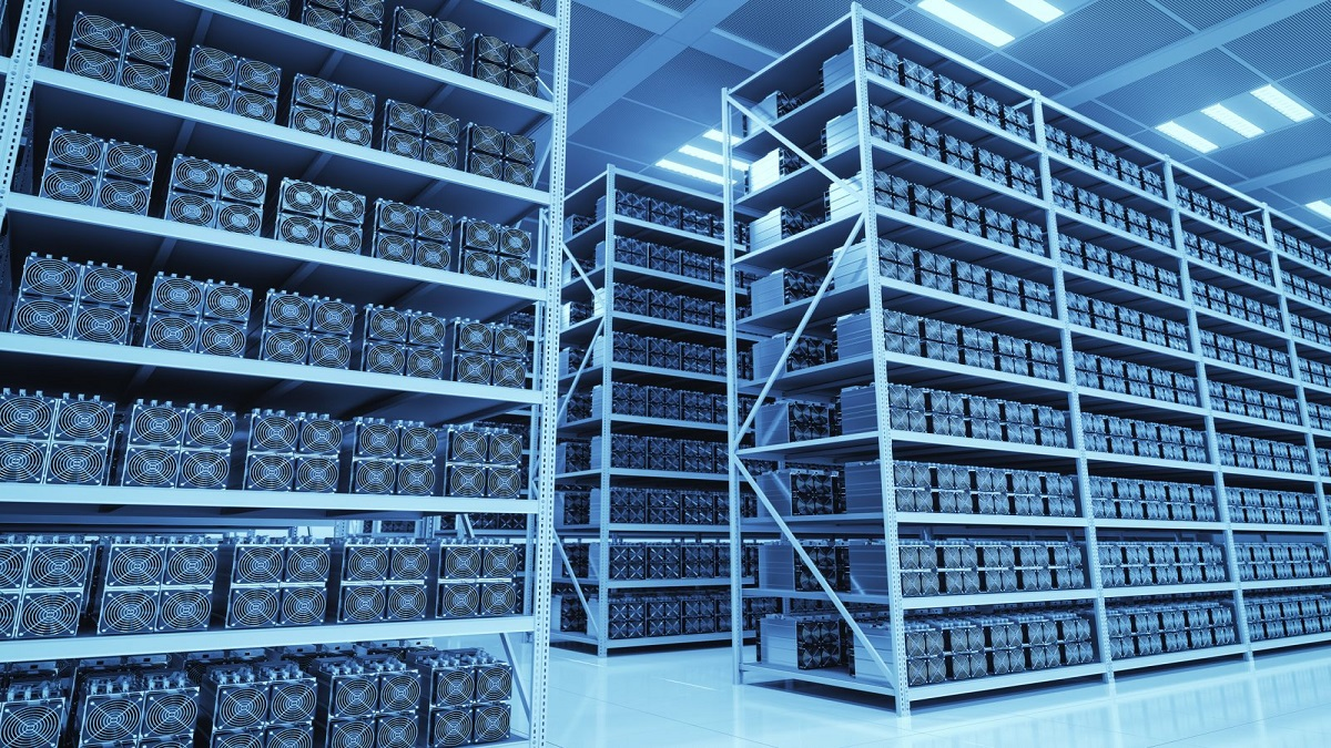 cryptocurrency mining farms