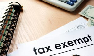 income tax exemptions