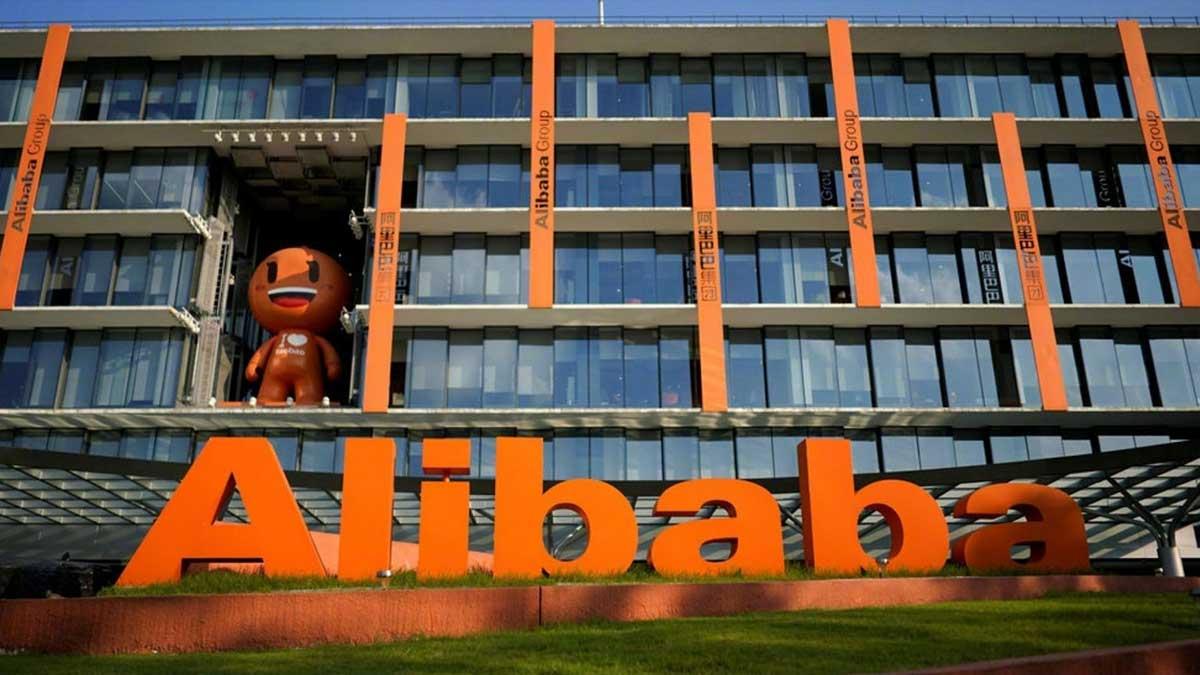 Alibaba fine