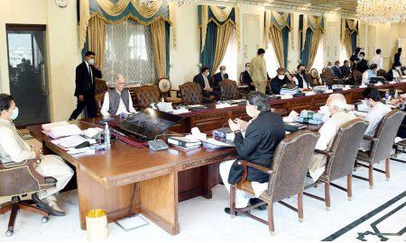 Imran cabinet