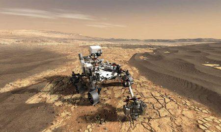 Martian oxygen