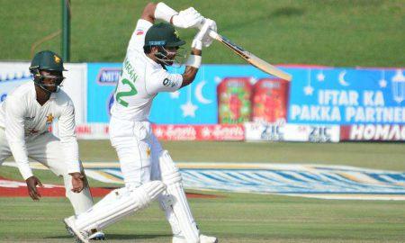 Pakistan Zimbabwe Test